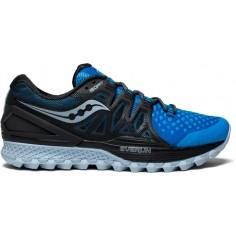 Zapatillas Saucony Xodus ISO 2 Azul y Negro Hombre PV18