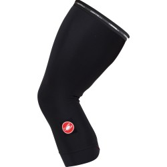 Calentadores de rodilla Castelli Thermoflex Negro