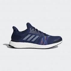 Adidas Ultra Boost ST OI18 Blue Black Red Man Running shoes addf16b8a73a1