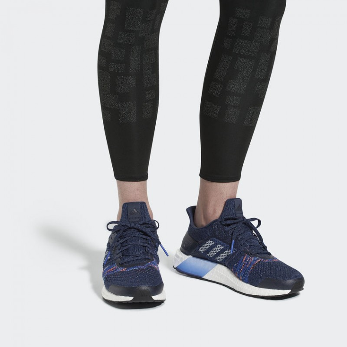 the latest 4fd6f e0b24 ... Zapatillas Adidas Ultra Boost azul marino Hombre PV18