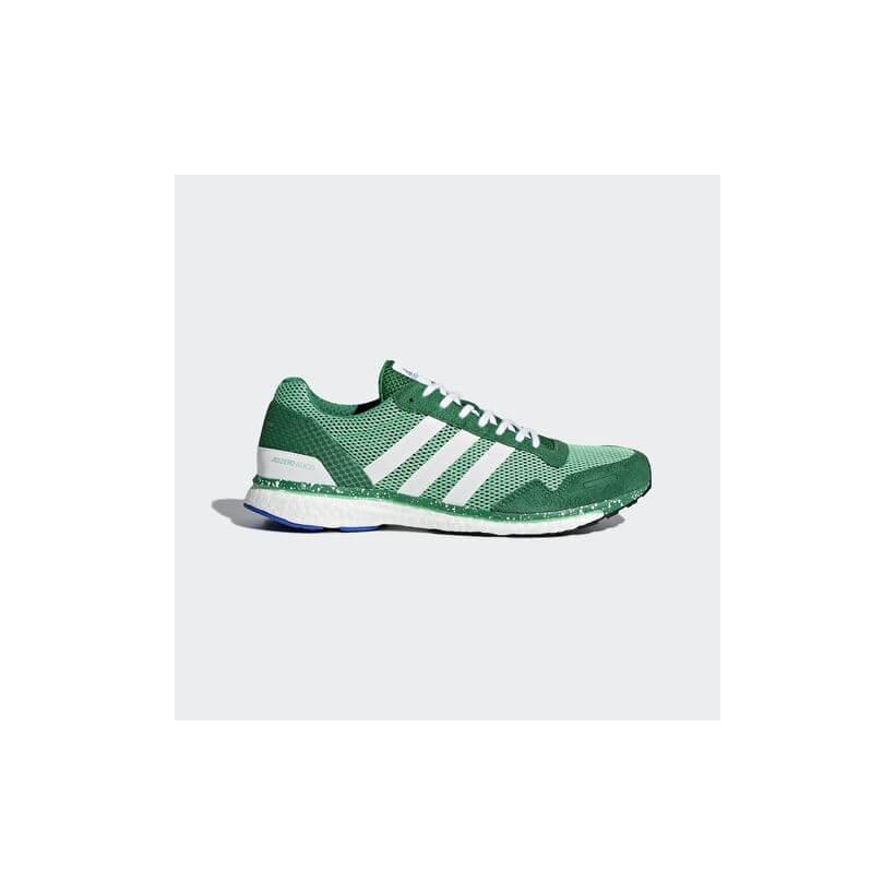 adidas zapatilla hombre verde