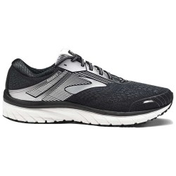 Zapatillas Brooks Adrenaline GTS 18 Negro/Plata/Blanco PV18
