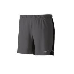 Pantalón corto Mizuno Aero 4.5 Gris