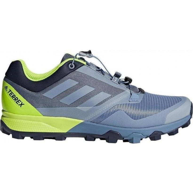 75162d2d77236 Zapatillas trail Adidas Terrex Trailmaker hombre Gris verde PV18