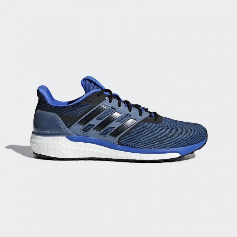 Zapatillas Adidas Supernova Azul Hombre PV18