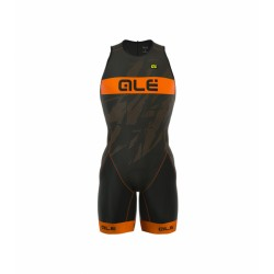 Body Alé Triathlon Olympic Tri Record Negro Amarillo PV18
