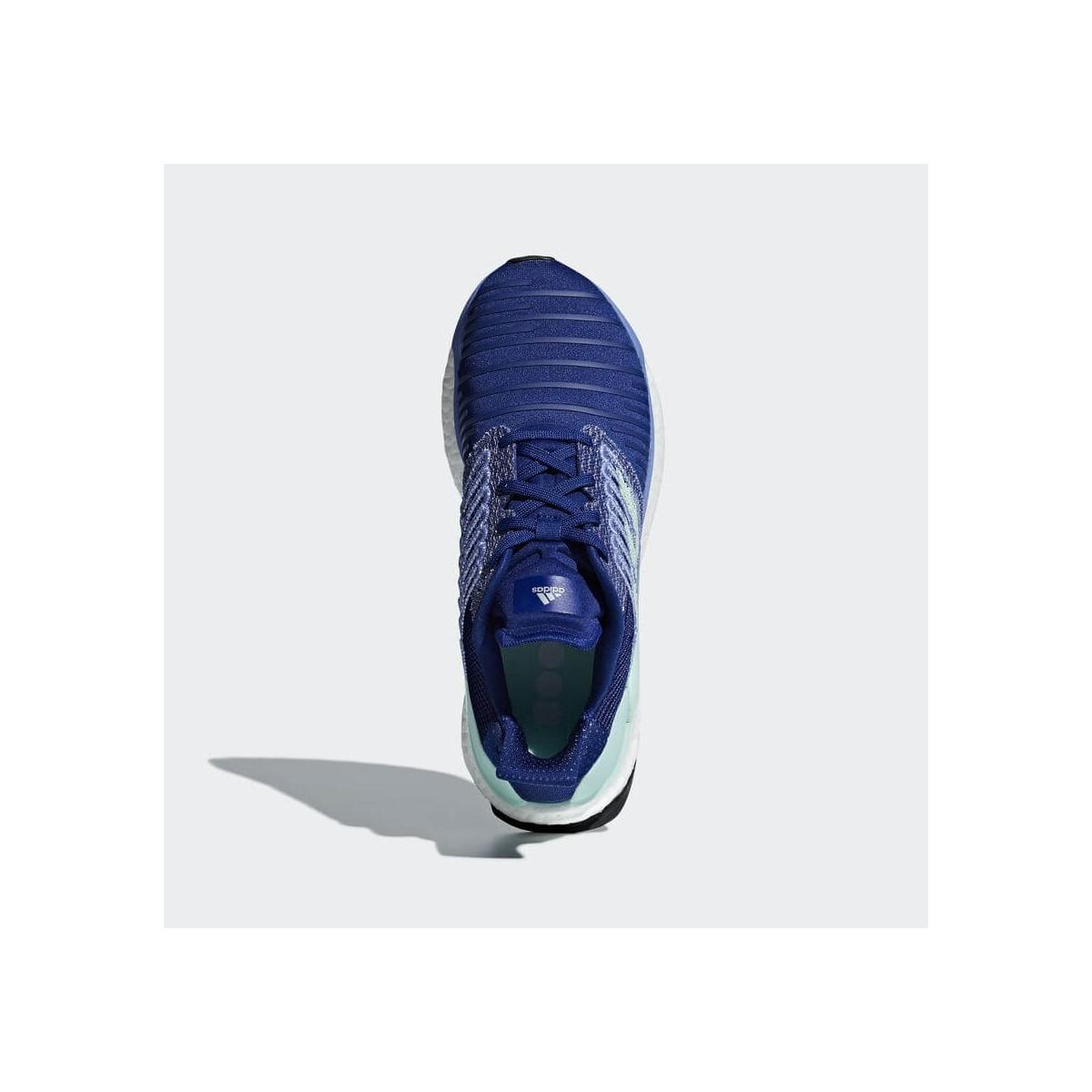 on sale 9cb27 8b171 ... Zapatillas Adidas Solar Boost Azul Mujer OI18 ...