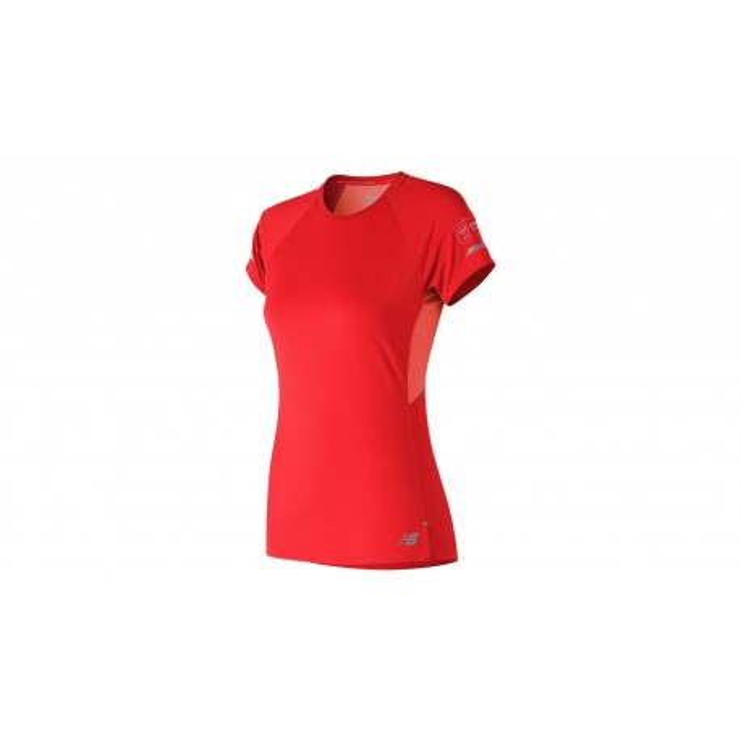 Camiseta New Balance Ice 2.0 SS Mujer