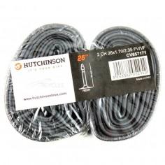 Hutchinson 26x1.70-2.35 Presta 48mm Tube Pack 2