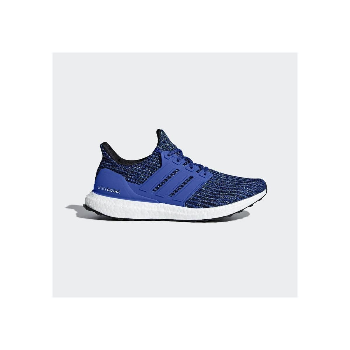 ... Zapatillas Adidas Ultra Boost Azul Hombre OI18 768b3b4ab8cb3