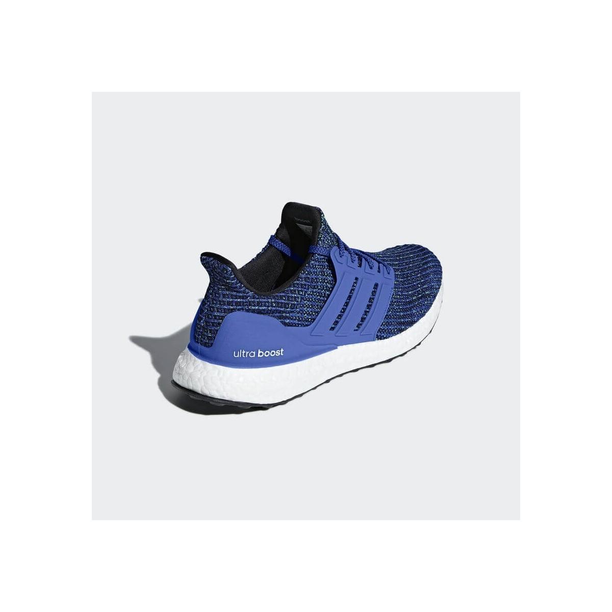 a735ef75b ... Zapatillas Adidas Ultra Boost Azul Hombre OI18 ...