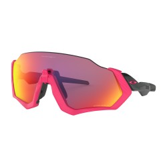 Gafas Oakley Flight Jacket Prizm Road Negro/Rosa