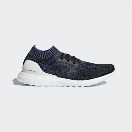 a3d4f963acaca Adidas Ultra Boost Uncaged Blue FW18 Man Running shoes