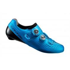 Zapatillas de carretera Shimano S-PHYRE Amarillo Flúor