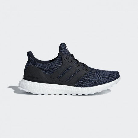 494a758a7898 Adidas Ultra Boost Parley Blue Black FW18 Woman Running shoes