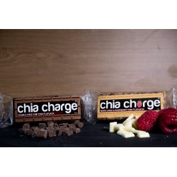 Chia Charge Barritas Energeticas 50gr Chocolate series