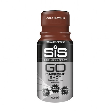 Sis Go Caffeine Shot 150mg Cola