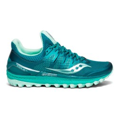 Zapatillas Saucony Xodus ISO 3 Verde Mujer OI18