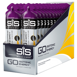 Caja Gel SIS Blackcurrant 30udx60ml