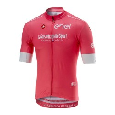 Maillot Castelli Squadra Giro d'Italia 2018 Rosa