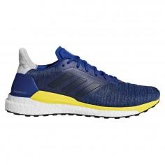 Adidas Solar Glide Hombre Azul Amarillo OI18