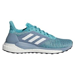 Adidas Solar Glide ST Mujer Verde Gris OI18