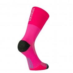 Calcetín Sporcks Cooper River Pink Fluo