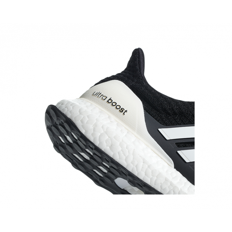 e93083e5f97 Adidas Ultra Boost Black White FW18 Man Running shoes