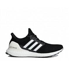 Zapatillas Adidas Ultra Boost Negro Blanco