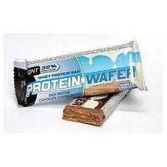 Barrita Wafer Proteina Whey QNT Vainilla Yoghurt