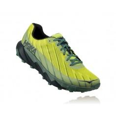 Zapatillas Hoka One One Torrent OI18 Lima/Verde Trail Hombre