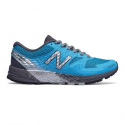 Zapatillas de Trail New Balance Summit KOM OI18 Azul Gris Woman