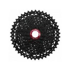 Casette SunRace MX8, 11 velocidades, 11-46 Negro