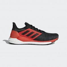 Adidas Solar Glide ST Hombre Negro/Rojo OI18