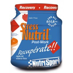 Stress Nutril Post-Work Sabor fresa 800gr