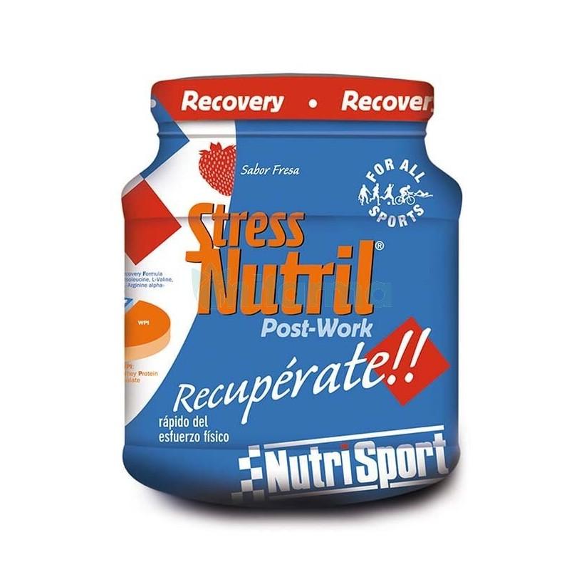 Stress Nutril Post-Work Sabor fresa 800gr