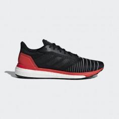 Adidas Solar Drive OI18 Negro/Rojo Hombre
