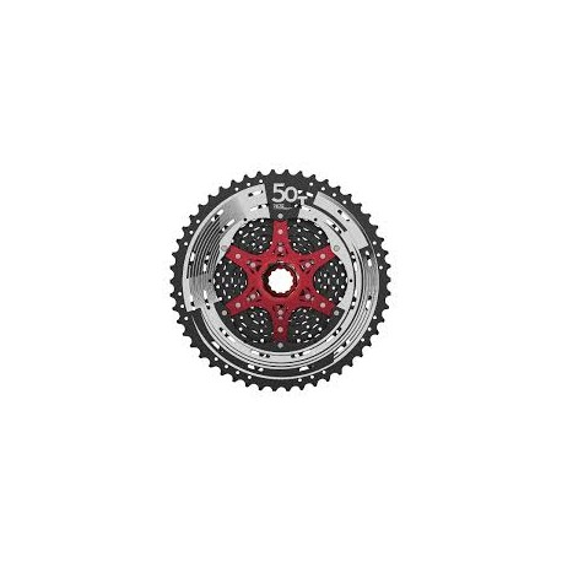 Casette SunRace CSMZ90 / 11-50T / 12 v. - Negro