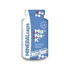 Mineral Caps NutriSport K-Na-Mg 106 capsulas de 700mg -53 dosis
