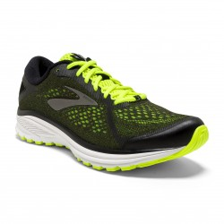 Zapatillas Brooks Aduro 6 Negro Amarillo OI18