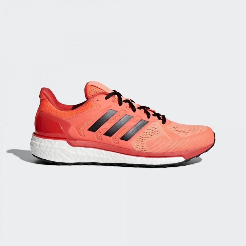 online store 7cfc4 01c3c Zapatillas Adidas Supernova ST M PV18 Naranja Solar Hombre PV18