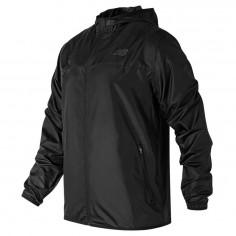 Cortavientos New Balance Windcheater Jacket OI18 Azul Hombre