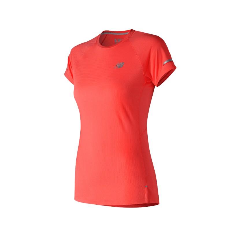 Camiseta New Balance Ice MC OI18 Mujer