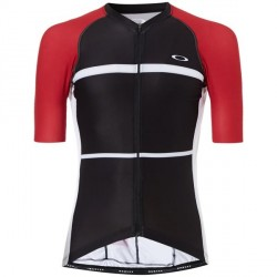 Maillot Oakley ColorBlock Road Jersey PV18 Maillot Oakley ColorBlock Road Jersey PV18 RedLine