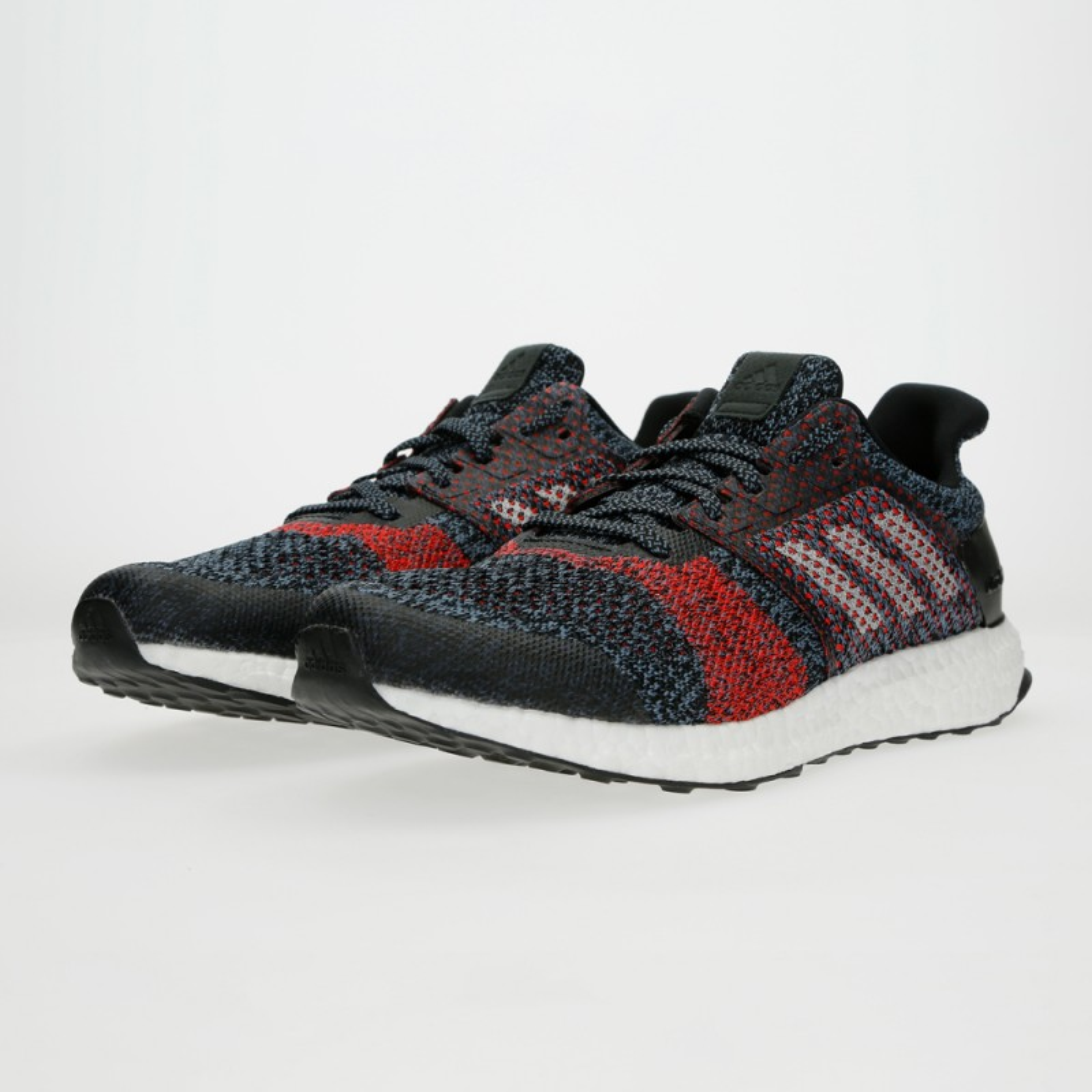 001a3d4f98264 ... Zapatillas Adidas Ultra Boost ST OI18 Azul Negro y Rojo Hombre ...
