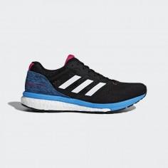 Zapatillas Adidas Boston 7 Negro Blanco Magenta Mujer OI18