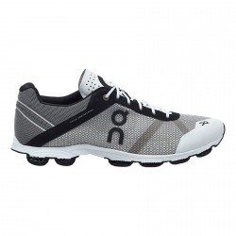 Zapatillas ON CloudRush Blanco Negro/Gris OI18