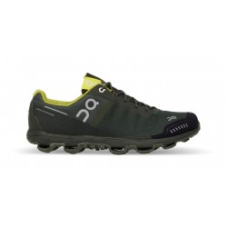Zapatillas ON CloudVenture Verde Amarillo OI18