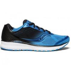 Zapatillas Saucony Breakthru 4 Azul Negro PV18