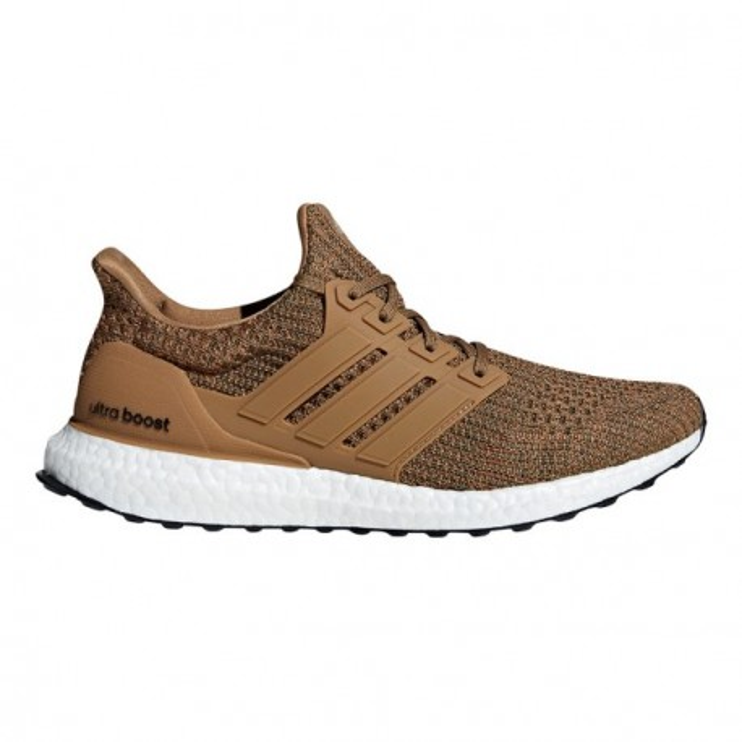 Adidas Ultra Boost Brown Raw Desert AW18 Man